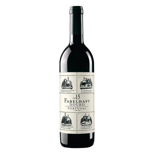 Fabelhaft Tinto 2015, Niepoort, Douro DOC, Portugal - Dirk van der Niepoorts Meisterstück. Dreimal Rotwein des Jahres. (Weinwirtschaft Ausgaben 1/2010, 1/2012 und 1/2016)