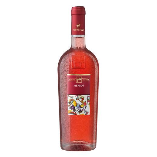 Merlot Rosato 2016, Tenuta Ulisse, Abruzzen, Italien - Der beste Rosé Italiens. Unter 400 (!) Konkurrenten. (Annuario dei Migliori Vini Italiani 2018)