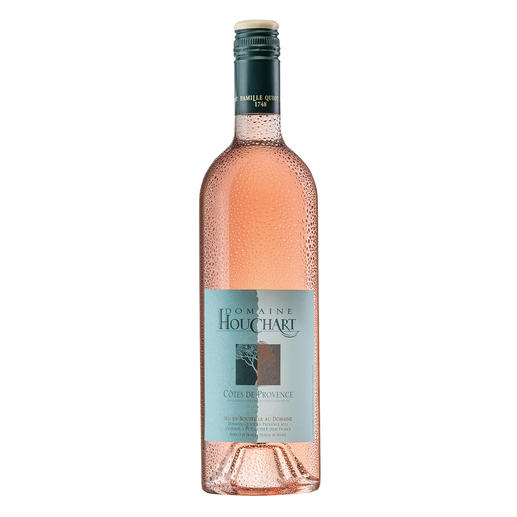 "Domaine Houchart Rosé 2016, Provence, Frankreich - Der ""beste Rosé der Welt"". (Wines Competing in Vinalies International 2013 über den Jahrgang 2013)"