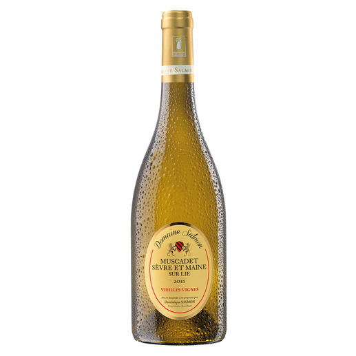 Muscadet ­Vieilles ­Vignes 2015, ­Domaine ­Salmon, ­Loire, Frankreich 96 (!) Punkte bei den ­Decanter World Wine ­Awards 2016.
