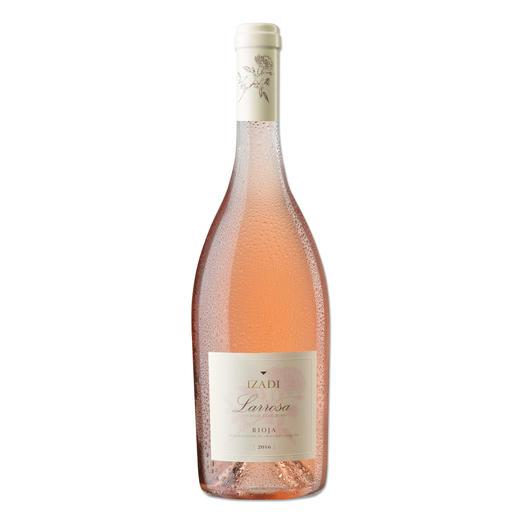 Izadi Rosado 2016, Bodegas Izadi, Rioja, Spanien Die Eleganz eines Rosé de Provence? Oder die Fülle eines spanischen Rosado? Hier ist die perfekte Kombination.