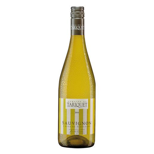 Tariquet Sauvignon Blanc 2016, Domaine du Tariquet, Côtes de Gascogne IGP, Frankreich Der Weisswein des Jahres aus Frankreich (Weinwirtschaft 01/2012 über den Jahrgang 2011)
