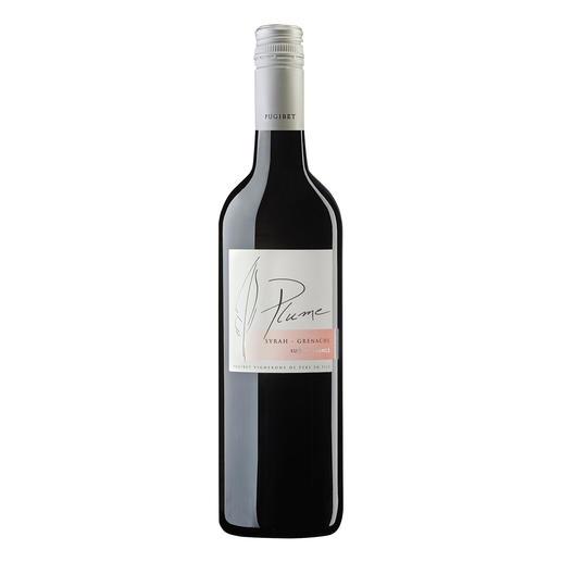 Plume Rouge 2015, Domaine La Colombette, Frankreich Trocken. Nur 9 % Alkohol. Aber 100 % Genuss.