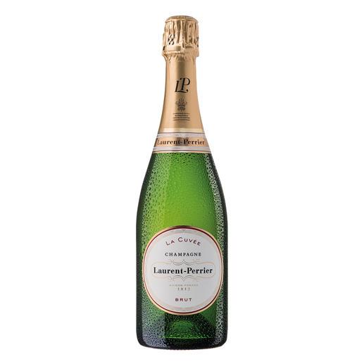 Laurent-Perrier La Cuvée, Champagne, Frankreich Serviert in zahlreichen Spitzen-Restaurants. Und demnächst bei Ihnen.