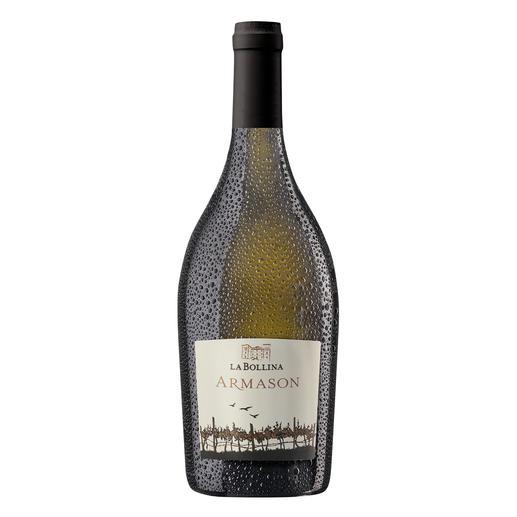 """Armason 2016, La Bollina, Piemont, Italien """"Einer der besten Weissweine Italiens. 96 Punkte."""" (Luca Maroni über den Jahrgang 2012, lucamaroni.com, 08.07.2013)."""