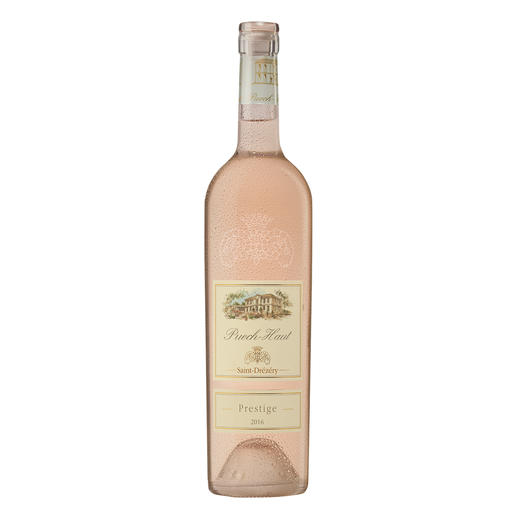 "Château Puech Haut Rosé 2016, Languedoc, Frankreich ""Den sollte man kistenweise kaufen …"" (Robert Parker, Wine Advocate 230, 04/2017)"