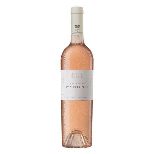 """Château de Pampelonne 2017, Saint-Tropez, Côtes de Provence, Frankreich Der Rosé eines """"Maître Vigneron"""" (Meister-Winzers)."""