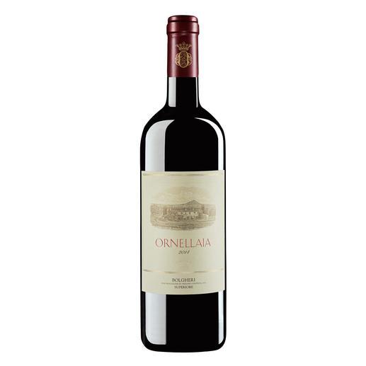 Ornellaia 2014, Tenuta dell`Ornellaia, Bolgheri DOC, Toskana, Italien Der absolute Kultwein aus dem Bolgheri.