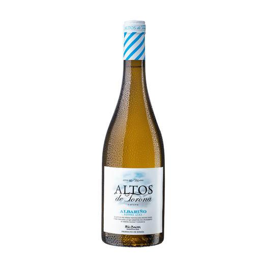 Albariño Sobre Lías 2016, Altos de Torona, Rías Baixas, Spanien Einfach alles, was man von einem hervorragenden Albariño erwartet. Chapeau!