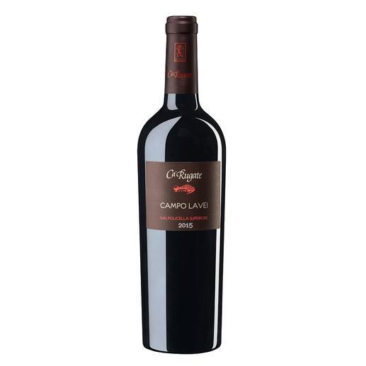 Campo Lavei 2015, Ca'Rugate, Venetien, Italien, Rotwein Schlägt zahlreiche, viel teurere Amarone.
