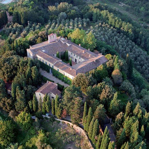 Chianti I Sodi del Paretaio 2015, Badia di Morrona, Toskana Prämiert mit der Sonderauszeichnung für ein hervorragendes Preis-Leistung-Verhältnis im Gambero Rosso 2017.
