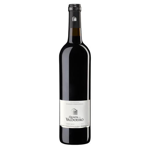 """Quinta do Valdoeiro 2012, Sociedade Agricola e Comercial dos Vinhos Messias, S.A., Bairrada, Portugal """"Ein Überflieger, (…) und eine Menge Wein fürs Geld."""" (Robert Parker, Wine Advocate 227, 10/2016)"""
