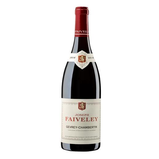 Gevrey-Chambertin 2014, Domaine Faiveley, Burgund, Frankreich Gevrey-Chambertin – ein grosser Wein. Zu einem erfreulich günstigen Preis.