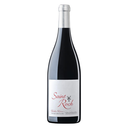 "Saint Roch ""Vieilles Vignes"" 2016, Château Saint Roch, Côtes du Roussillon, Frankreich ""Den sollten Sie kistenweise kaufen."" (Robert Parker, Wine Advocate 224, 03/2016 über den Jahrgang 2015)"