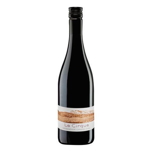 """Le Cirque 2016, Vignerons de Tautavel Vingrau, Côtes Catalanes, Frankreich """"Ein heisser Weinwert."""" (Robert Parker, Wine Advocate 230, 04/2017 über den Jahrgang 2015)"""