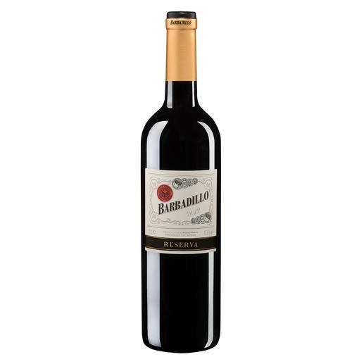 """Barbadillo Reserva 2012, Bodegas Pirineos, Somontano, Spanien Der """"beste Rotwein Spaniens"""". Unter 549 (!) Konkurrenten. (Mundus Vini Sommerverkostung 2016 über den Jahrgang 2011)"""