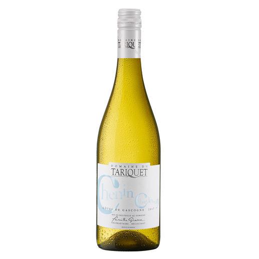"""Chenin-Chardonnay 2017, Côtes de Gascogne, Frankreich """"Der beste Weisswein aus Frankreich."""" (Von mehr als 50 französichen Weissweinen, Mundus Vini Frühjahrsverkostung 2014, www.mundusvini.com über den jahrgang 2013)"""