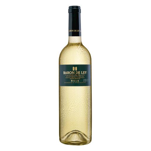 Rioja Blanco 2017, Baron de Ley, Rioja, Spanien Der weisse Rioja: kaum bekannt. Und daher (noch) erfreulich günstig.