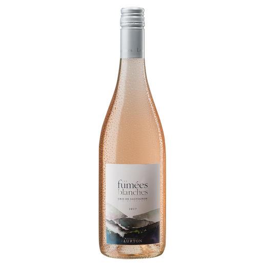 Fumées Blanches Rosé 2017, François Lurton, Côtes de Gascogne, Frankreich Rosé aus einer Weisswein-Traube? Warum Sie den neuesten Coup von François Lurton probieren sollten.