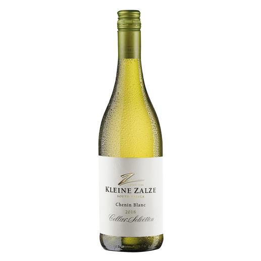 Kleine Zalze Chenin Blanc 2018, Stellenbosch, Südafrika Der beste Weisswein Südafrikas. Von 50 verkosteten Weissweinen aus Südafrika. (Mundus Vini Sommerverkostung 2015 über den Jahrgang 2015)