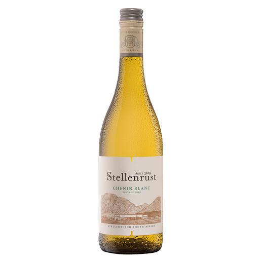 Stellenrust Chenin Blanc 2018, Stellenbosch, Südafrika Der Preis-Leistungs-Sieger unter 756 südafrikanischen Weissweinen. (www.timatkin.com)