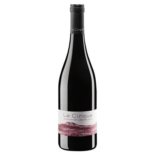 """Le Cirque 2017, Vignerons de Tautavel Vingrau, Côtes Catalanes, Frankreich """"Ein heisser Weinwert."""" (Robert Parker, Wine Advocate 230, 04/2017 über den Jahrgang 2015)"""