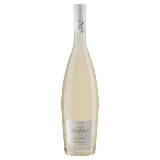"Miraflors Blanc 2018, Domaine Lafage, Roussillon, Frankreich ""Unschlagbar als Sommerwein. 90 Punkte."" (Jeb Dunnuck über den Jahrgang 2017, www.jebdunnuck.com, Februar 2018)"
