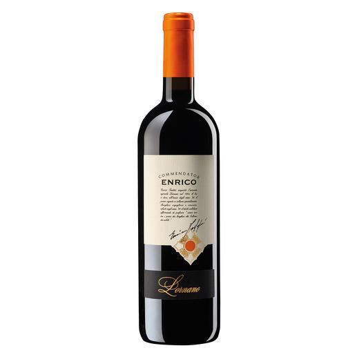 """Commendator Enrico IGT 2015, Nuova Fattoria Lornano Societa Agricola SRL., Toskana, Italien """"Italy's Best Red Wine! 99 Punkte."""" (Luca Maroni, Annuario dei Migliori Vini Italiani 2020)"""