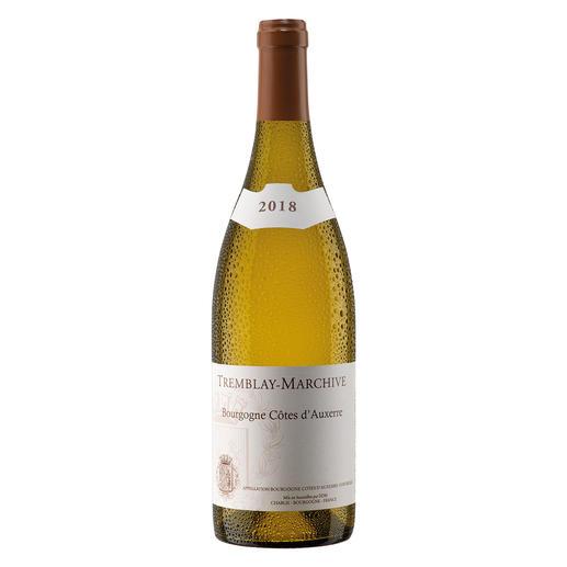 Bourgogne Tremblay-Marchive 2018, Les Malandes, Burgund, Frankreich Chablis für weniger als 15 Fr.? Beinahe …