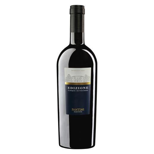 """Cinque Autoctoni Edition 19, Farnese, Abruzzen, Italien """"Bester Rotwein Italiens."""" (Luca Maroni über die Edition 17, Annuario dei Migliori Vini Italiani 2018)"""