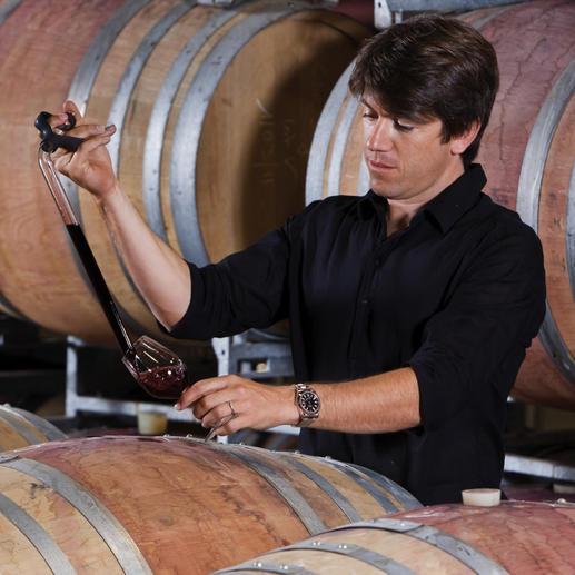 Weinmacher Benoit Lavau