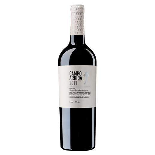 """Campo Arriba 2017, Bodegas Barahonda, Yecla, Spanien Sogar für 20 US-Dollar ein """"absurd niedriger Preis für die Qualität."""" (Robert Parker, Wine Advocate, Interim 11/2015)"""