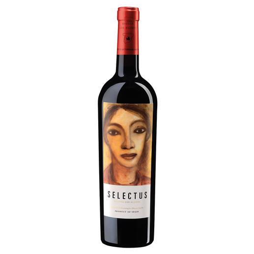 "Selectus 2007, Bodega Los Aljibes, La Mancha, Spanien ""Herausragend (…) 94 Punkte."" (Robert Parker, The Wine Advocate195, 02.05.2011)"