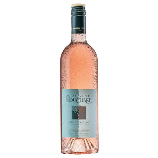 "Domaine Houchart Rosé 2019, Provence, Frankreich Der ""beste Rosé der Welt"". (Wines Competing in Vinalies International 2013 über den Jahrgang 2013)"