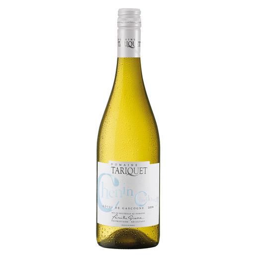 """Chenin-Chardonnay 2019, Côtes de Gascogne, Frankreich """"Der beste Weisswein aus Frankreich."""" (Von mehr als 50 französichen Weissweinen, Mundus Vini Frühjahrsverkostung 2014, www.mundusvini.com)"""