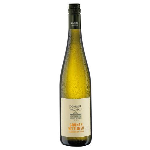 """Grüner Veltliner Federspiel """"Terrassen"""" 2019, Domäne Wachau, Österreich Der Weisswein des Jahres aus Österreich. (Weinwirtschaft 01/2009)"""