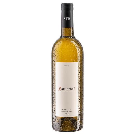 Sauvignon Blanc Sattlerhof 2017, Sattlerhof, Südsteiermark DAC, Österreich Der Weisswein des Jahres aus Österreich. (Weinwirtschaft 01/2020)