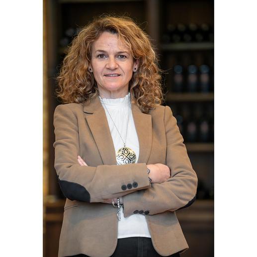 Weinmacherin María José García