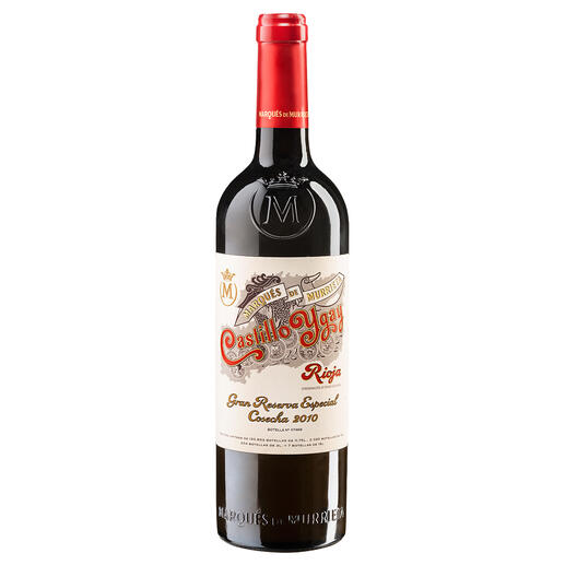 """Castillo Ygay 2010, Marqués de Murrieta, Rioja, Spanien Der 100 Punkte Rioja. """"Einfache Rechnung: kaufen, was geht."""" (Falstaff, World-Champions-Verkostung, 17.04.2020)"""