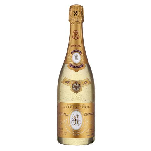 Champagne Louis Roederer Cristal 2012, Champagne, Reims, Frankreich Perfektion in jedem Detail. 97+ Punkte von Robert Parker. (The Wine Advocate,  12.12.2019)