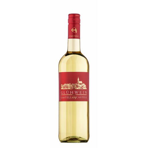 Castell Glühwein aus Weisswein oder Rotwein Der einzige Glühwein, den wir Ihnen empfehlen.