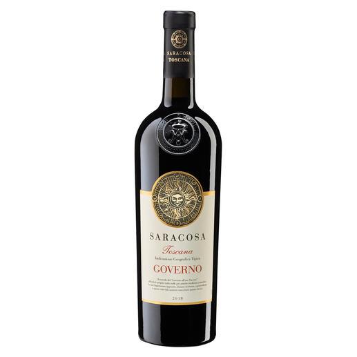 "Toscana Saracosa 2019, Barbanera - Duca di Saragnano, Toscana, Italien ""Einer der besten Rotweine Italiens. Chapeau."" (www.lucamaroni.com, über den Jahrgang 2018)"