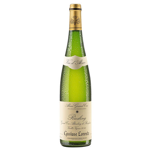 Altenberg Riesling Grand Cru 2016, Vieilles Vignes, Gustave Lorentz, AOC Grand Cru Alsace, Frankreich Verkostungssieger: Der beste Riesling aus dem Elsass. Unter 53 Konkurrenten. (www.decanter.com, Decanter World Wine Awards 2020)