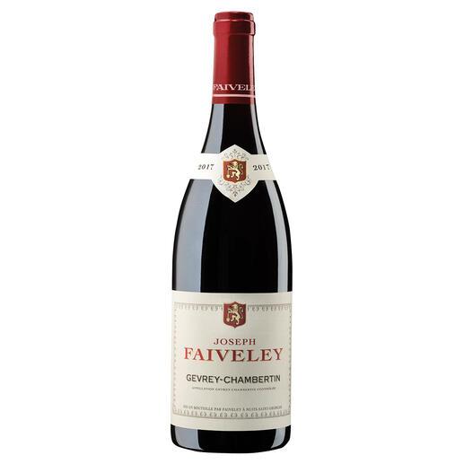 Gevrey-Chambertin 2017, Domaine Faiveley, Burgund, Frankreich Gevrey-Chambertin – ein grosser Wein. Zu einem erfreulich günstigen Preis.