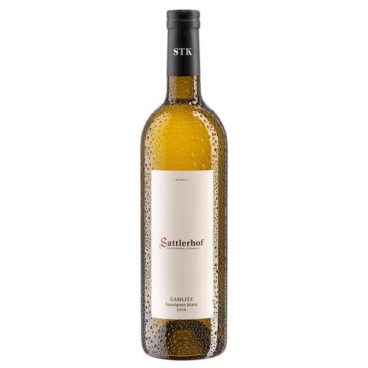 Sauvignon Blanc Sattlerhof 2018, Sattlerhof, Südsteiermark DAC, Österreich Der Weisswein des Jahres aus Österreich. (Weinwirtschaft 01/2020)