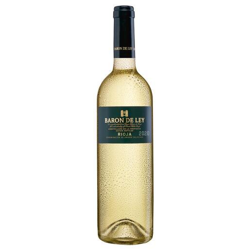 Rioja Blanco 2020, Baron de Ley, Rioja, Spanien Der weisse Rioja: kaum bekannt. Und daher (noch) erfreulich günstig.