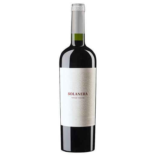 """Solanera 2018, Bodegas Castaño, Yecla, Spanien """"Das ist mein Favorit! 92 Punkte."""" (Robert Parker, Wine Advocate 234, 29.12.2017 über den Jahrgang 2015)"""