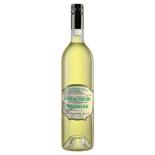 Vinho Verde DOC, Messias, Portugal Nicht schwer. Wenig Alkohol. Aber 100 % Genuss.