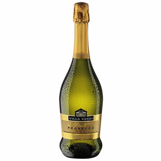 """Vino Frizzante """"il Fresco"""", Villa Sandi, Venetien, Italien - Zehnmal in Folge (!) """"Prosecco des Jahres"""". (Weinwirtschaft 2006 bis 2015, jeweils Ausgabe 1 des Folgejahres)"""