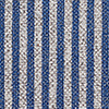 Beige/Blau gestreift
